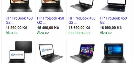 Jeden produkt - různé fotky