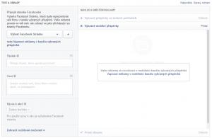 Facebook - vypnutí mobilů